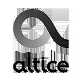 Logótipo Altice