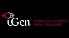 Logótipo iGen Horizontal Negativo