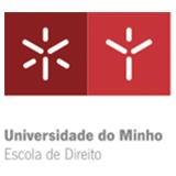 Logótipo Escola de Direito Universidade Minho