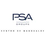 Logótipo PSA Mangualde
