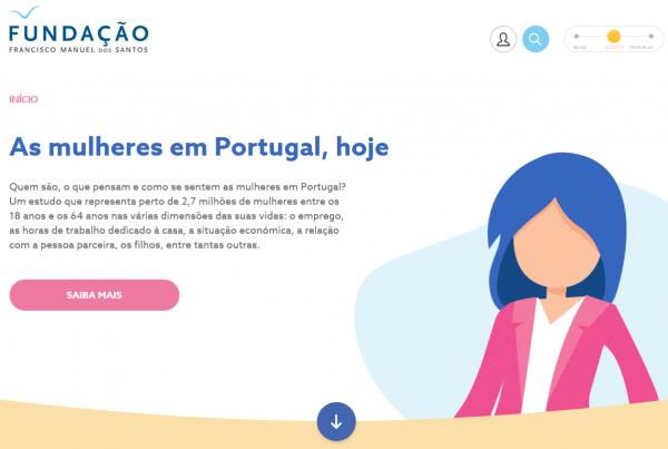 As mulheres em Portugal hoje